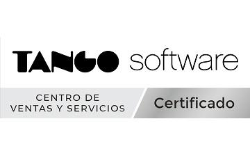 Centro de venta sys servicios certificado Tango Software